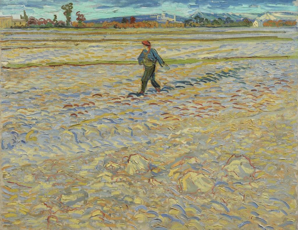 Vincent van Gogh: Le semeur